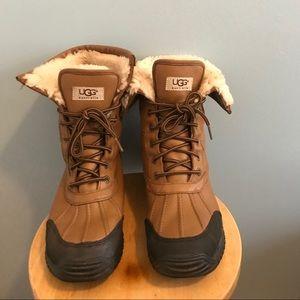 UGG Shoes - CHESNUT BROWN UGG ADIRONDACK BOOTS|